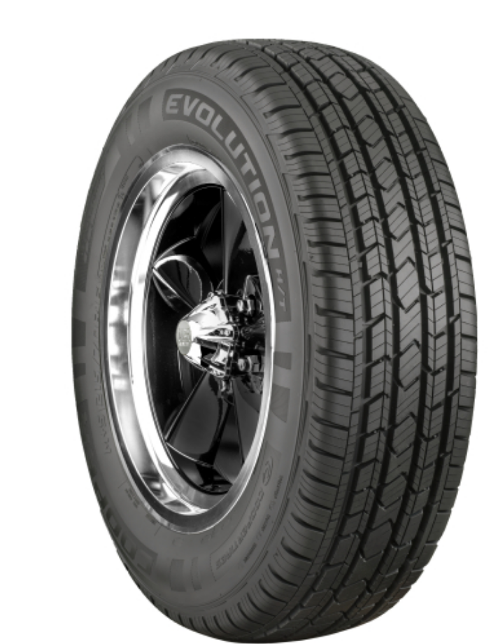 New Cooper Evolution H/T™ Tire for CUVs, SUVs and Light Duty Pickups