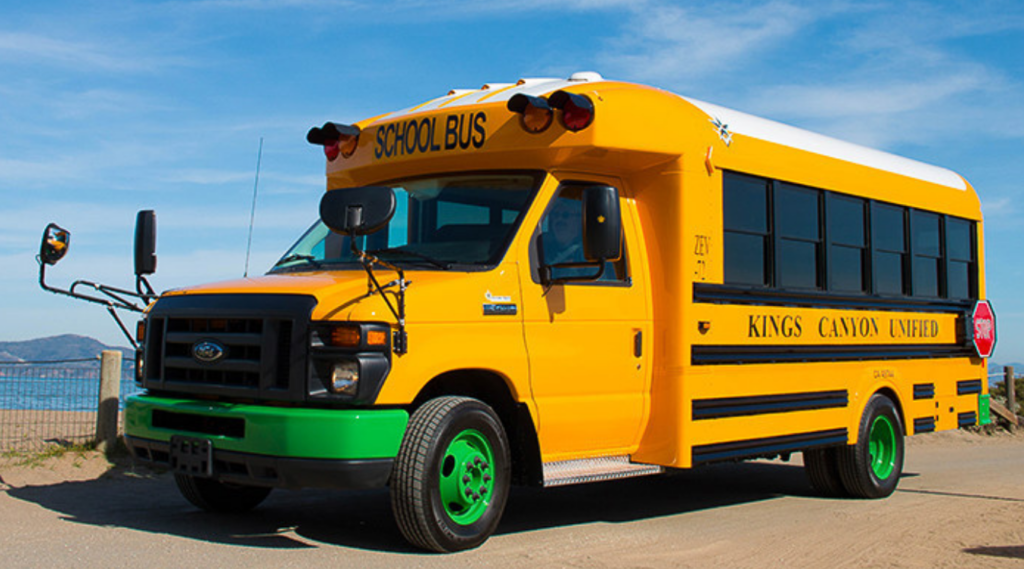 Sacramento Pilot to Test 13 All-Electric School Buses