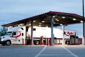Ryder to Offer Renewable Diesel in San Francisco