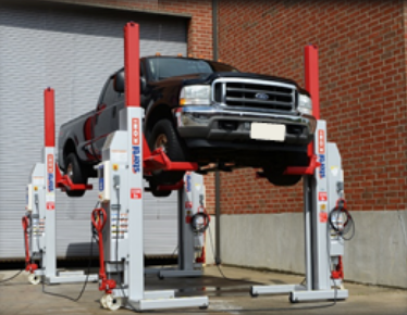 Stertil-Koni Manufacturing Plant Produces 7,500th Vehicle Lift in USA