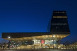 Hyundai Opens Massive Building Showcasing Automotive Culture in South Korea