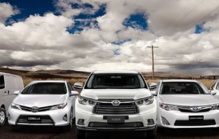 Toyota Fleet Management Launches Car Sharing System in Australia