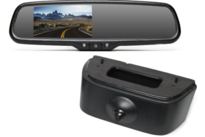 Rear View Safety Debuts Backup Camera for Chevy City Express Cargo Vans