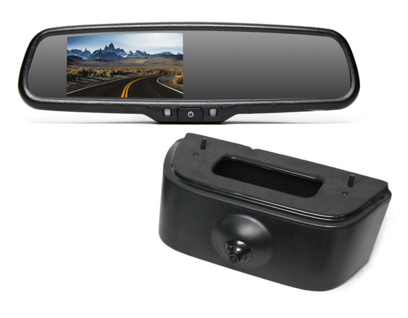 Rear View Safety Debuts Backup Camera For Chevy City