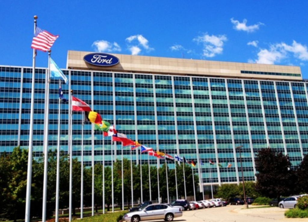 Ford Rolls with Expanded Management Shakeup