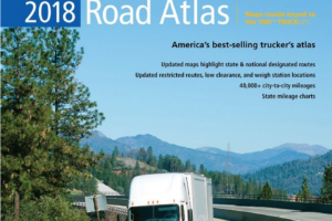 Rand McNally Publishes 37th Edition of Atlas for Commercial Drivers