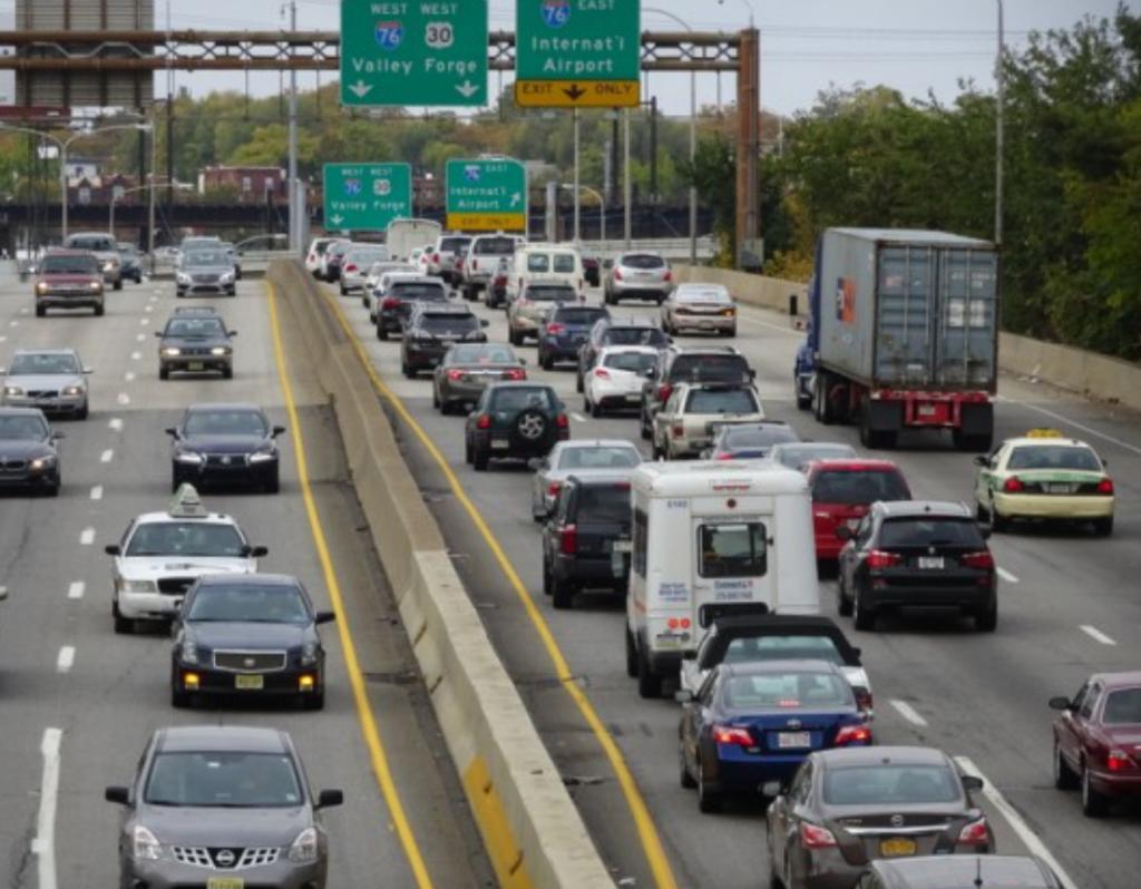 Schuylkill Expressway) Corridor