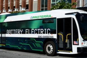 Electric Bus Maker Proterra Raises $55 Million