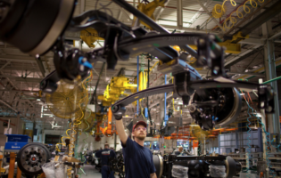 North America Class 8 Production Hit 18-Month High in May