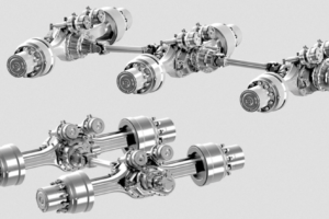 Marmon-Herrington Launches High Capacity Heavy-Haul Planetary Drive Axles