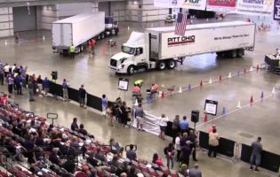 National Truck Driving Championships Qualifying Underway