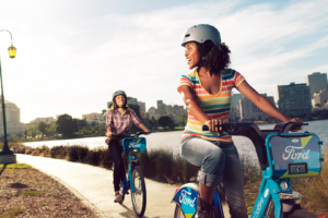 Ford Launches its GoBike Program in Bay Area