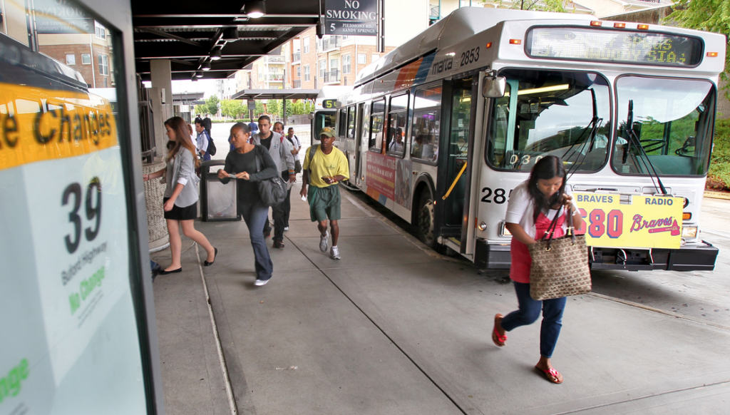 Kapsch TrafficCom Tapped for Mobile Ticketing with MARTA