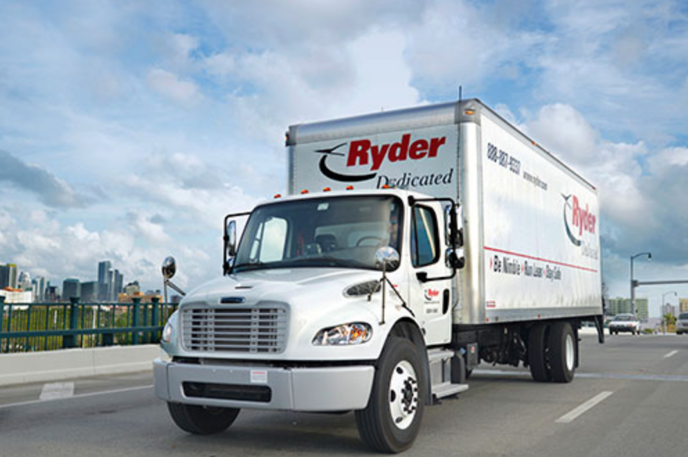 Ryder Introduces New Maintenance Offering on Pre-Owned Vehicles