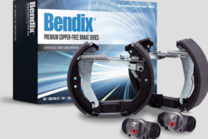 New Bendix® Automotive Brake Shoe Kits Reduce Installation Time