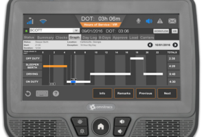 Omnitracs Unveils ELD Solution with FMCSA