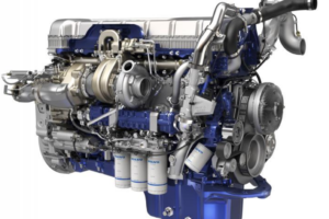 Volvo D13 Turbo Compound Engine Delivers Improved Fuel Efficiency