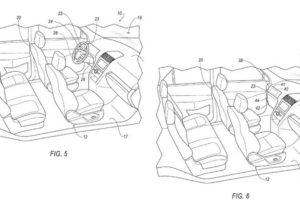 Ford Patents Cars with Optional Steering Wheel and Pedals