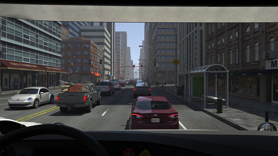 Urban Driving