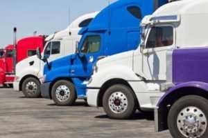Used Class 8 Truck Same Dealer Sales Drop in July, Up vs. Last Year