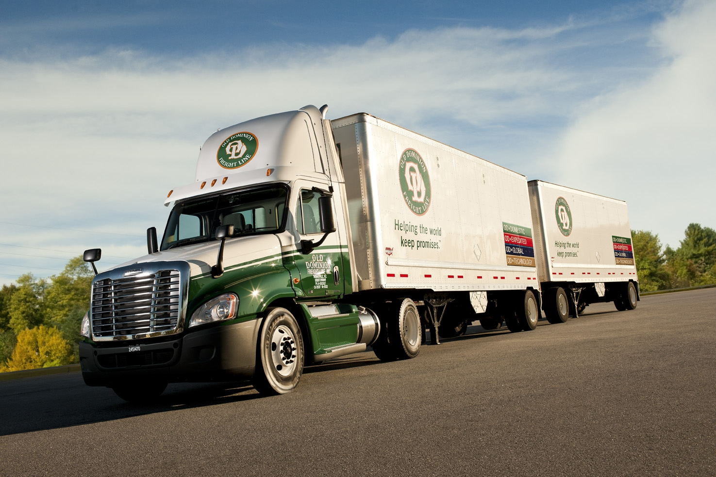 Old Dominion Freight Announces General Rate Increase ...