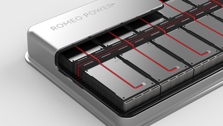 Tesla Battery Cost >> EV Vehicle Battery Pack Company, Romeo, Raises $30 Million in Seed Financing | Fleet News Daily