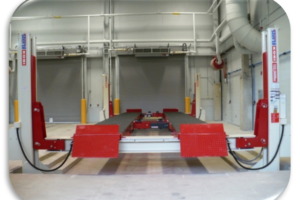 Stertil-Koni Rolls Out Highest Capacity ALI Certified Single Platform Lift in North America