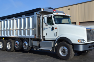 Minimizer Showcases New Floor Mats for International Trucks