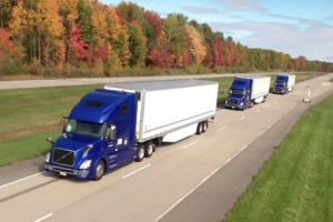 PIT Group Joins Truck Platooning Research