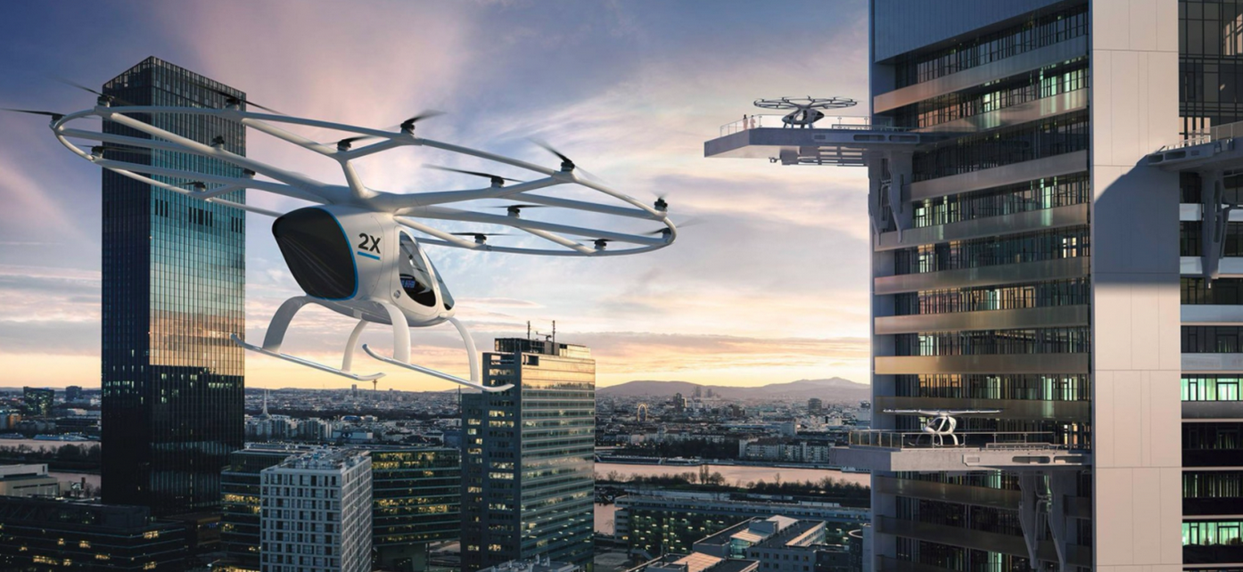 Automated Flying Taxis Fleets Coming Soon?