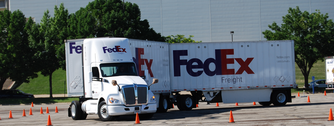 FedEx Drivers Snag Top Honors at National Truck Driving Championships