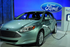 Ford to Pursue JV Partner in China for All-Electric Vehicles