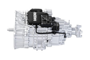 PACCAR Introduces 12-Speed Automated Transmission
