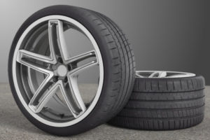 Maxion and Michelin Try for Pothole Resistant Wheel and Tire