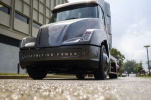 Interest in Electric Trucks and Tractors Rolls Big