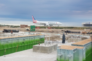 Stertil-Koni Lifts Selected for New American Airlines Maintenance Shop at O'Hare International