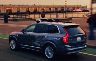 Uber's Autonomous Fleet Records Over 1 Million Miles