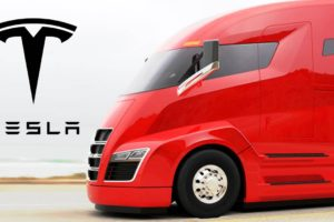 Tesla Plans to Unveil Electric Semi Truck