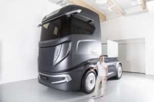 Bosch Thinks Trucks Should be 40-ton Smart Devices