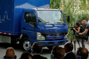 Daimler Scores First U.S. Customer for Electric Delivery Truck — UPS