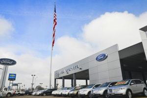 Ford U.S. Sales Drop 2.15 In August, Fleet Sales Dip Slightly