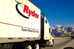Ryder Named a 2017 Top 100 Trucker