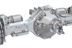 Meritor Launches 79000 Axle for Transit Buses