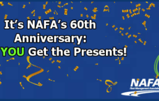 NAFA Celebrates 60th Anniversary, Special Present for New Members Who Can Join at 60% of Yearly Dues