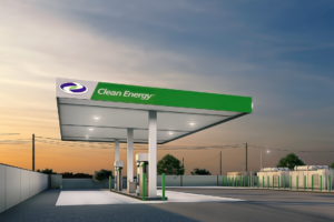 Clean Energy Fuels Breaks Ground on CNG Fueling Station in the  Bronx