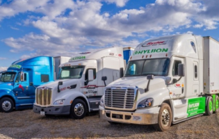 Hyliion Rolls with Electric Hybrid Product for Class 8 Trucks