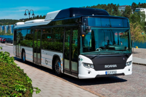 Scania Builds Bus Range for Alternative Fuels