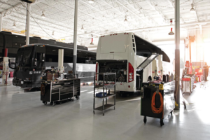 Prevost Opens New Service Centers in North America