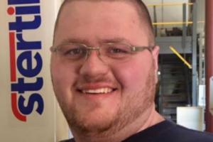 Jacob Rosendale Named Service Technician at Stertil-Koni