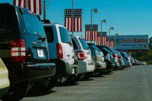 U.S. Auto Sales Rise in 2017
